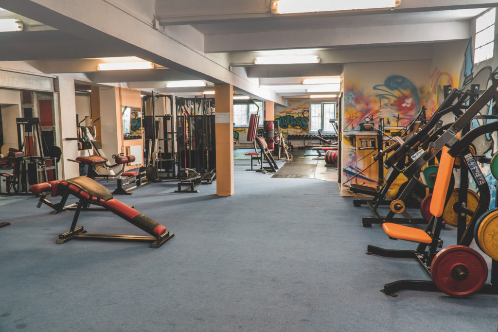 aStanda Man Fitness Praha 3