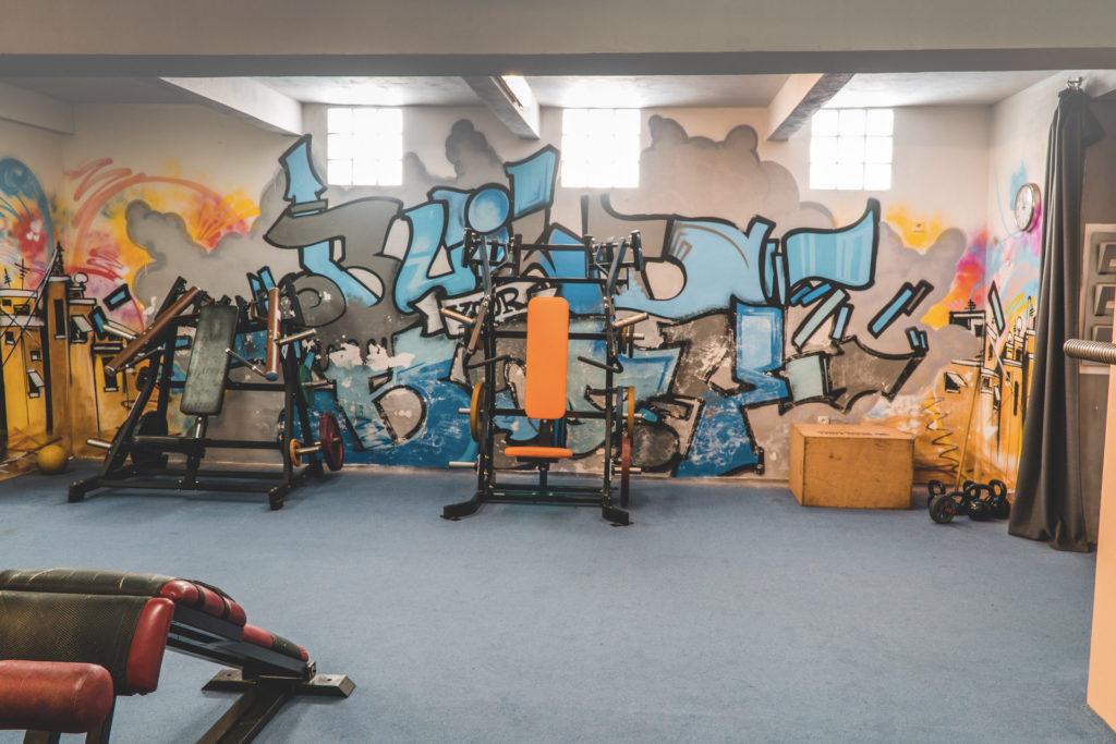 Standa Man Fitness Praha 3