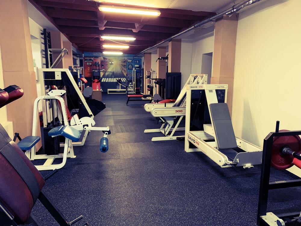 Fitness Praha 3